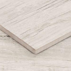 Swiss Wood Alpen White timber look tiles