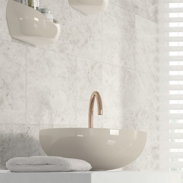 Cloud Marble Honed and Filled Stone tiles