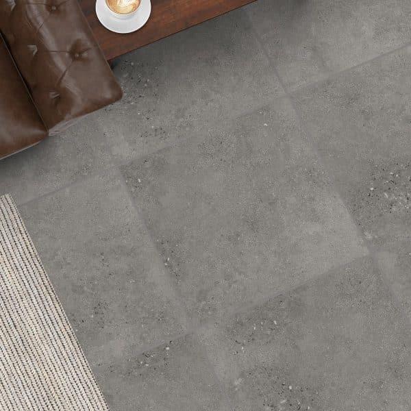 Lifestone Dark Grey tiles