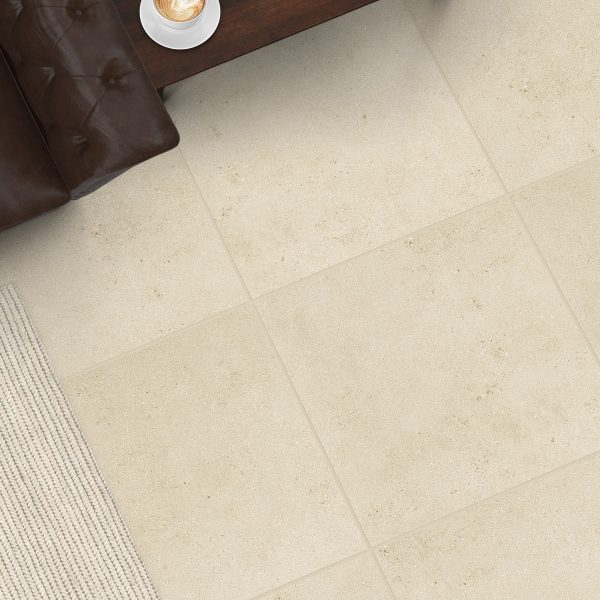 Lifestone Cream Internal floor tiles