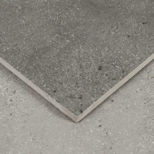 Lifestone Dark Grey Stone look tiles