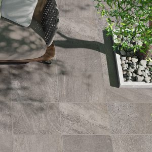 Quartz Silver Pavers