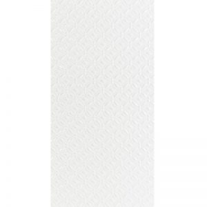 Dymo Diamond Decor white wall tiles
