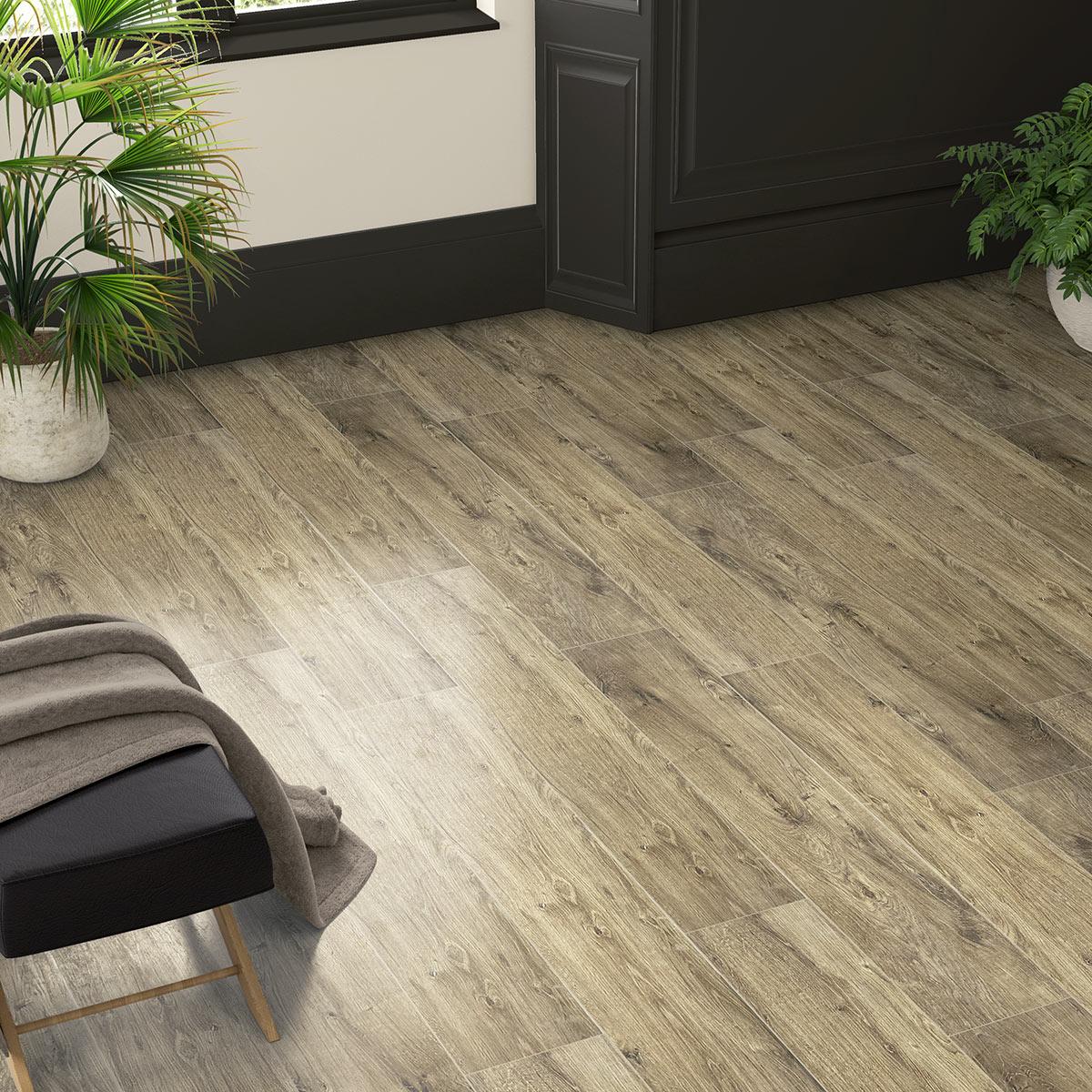 Roverwood Timber look tiles