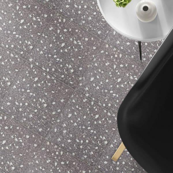 Taurus Black External tiles