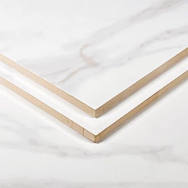 Light Calacatta Carrara tiles