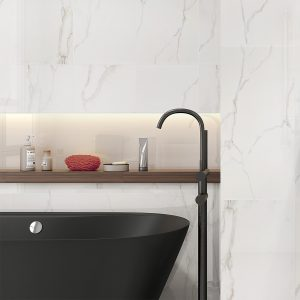 Light Calacatta Carrara Wall tiles