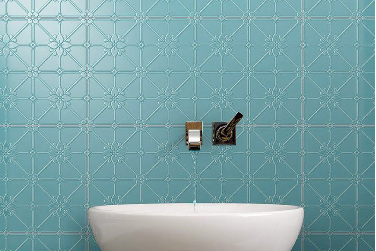 Infinity Richmond Ming tiles
