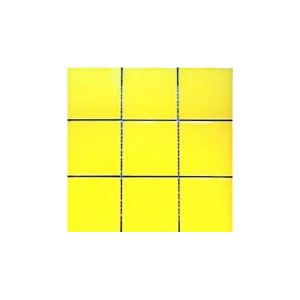 10x10 Ral Yellow Poolsafe tiles