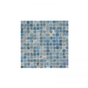 Blue Moon/Copper Mosaic Poolsafe tiles