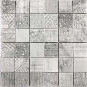 Essentials Carrara Mosaic tile sheets