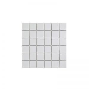 White Gloss Mosaic tiles