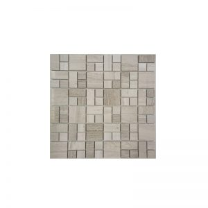 Marble Coffee Stone mosaic tile sheets