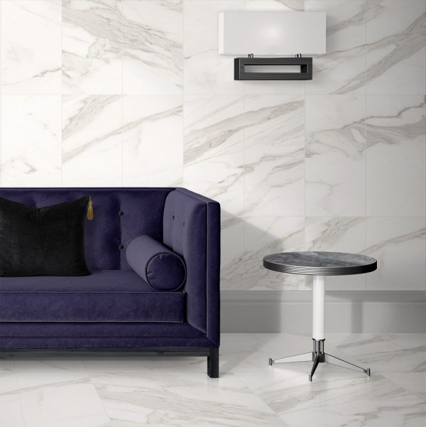 Marble Tech Carrara tiles