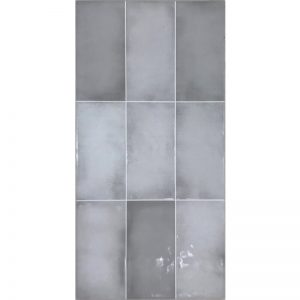 Rectangle Grey Gloss tiles