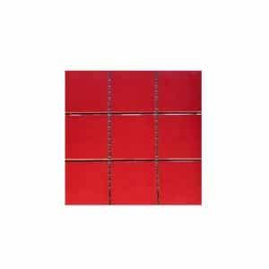 RAL Red Mosaic tile sheet