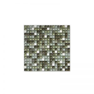 Jade Gemstone Mosaic tile sheet