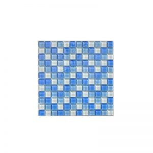 Neptune Gemstone Mosaic tile sheet