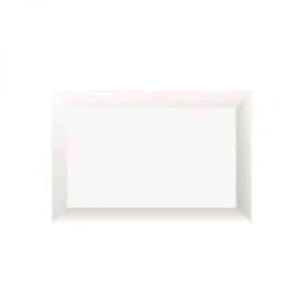 Oxford Blanco Bevelled Edge Wall tiles
