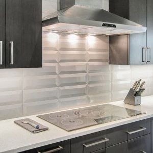 Oxford Marfil Bevelled Edge Wall tiles