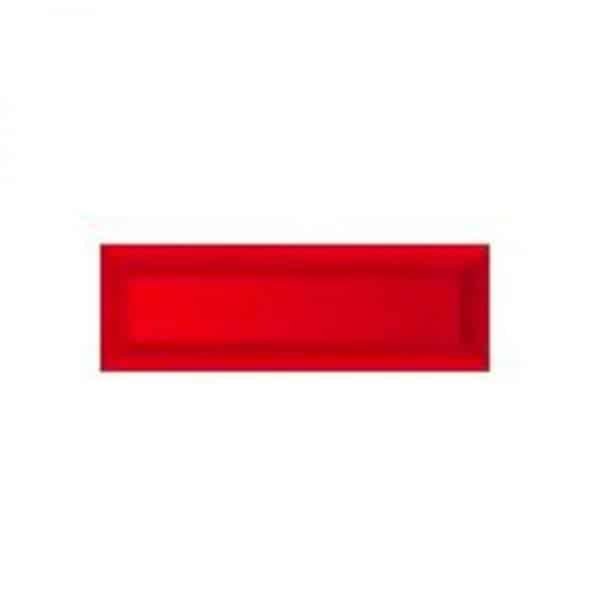 Oxford Rojo Bevelled Edge Wall tiles