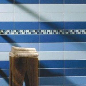 RAL Pool Blue Pool Poolsafe tiles