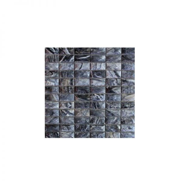 Venato Carrara 3D Stone Mosaic tile sheet