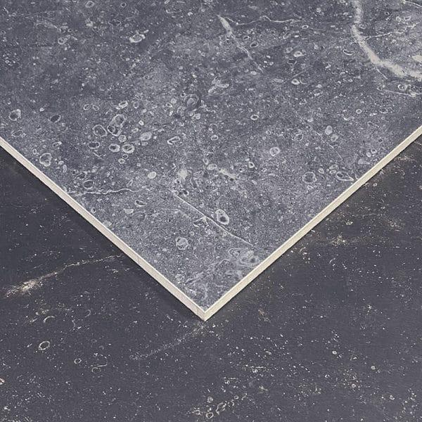 Bora Charcoal Polished tiles