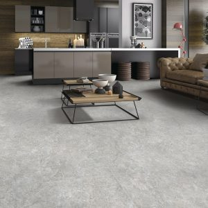 Travetine Stone Silver Grey tiles