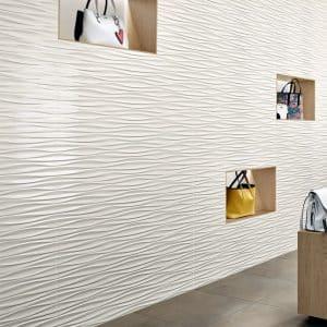 Genesis Desert White Matte tiles