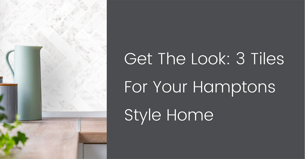 Get the look for your Hampton Style home