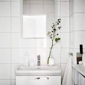 Premium White Gloss Wall tiles