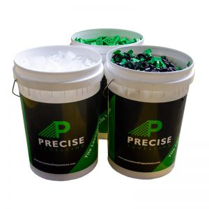 Precise Levelling System 20l Bucket