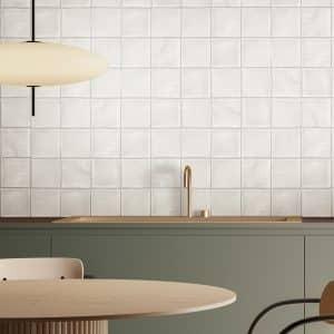 Luxe Ash Grey subway tiles