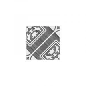 Andra Telmo Charcoal 150x150 tiles