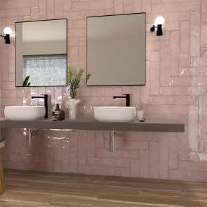 Clio Rosa Wall tiles