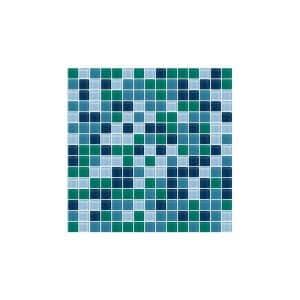 Daydream Island Mosaic Pool Safe tiles