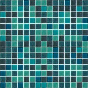 Fraser Island Mosaic Pool Safe tiles