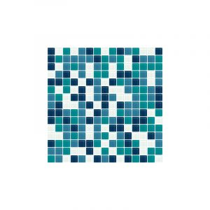 Hamilton Island Mosaic Pool Safe tiles