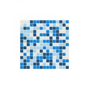 Hayman Island Mosaic Pool Safe tiles