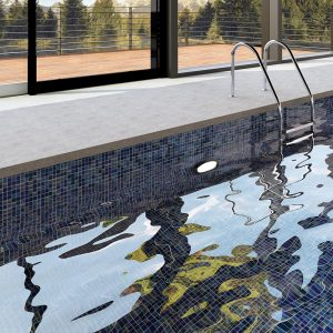 Paradise Bali Pool Safe Mosaic tiles