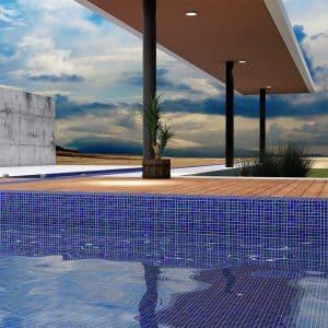 Paradise Phuket Pool Safe Mosaic tiles