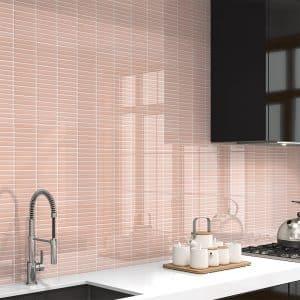 Pink Kit Kat Chip Series tiles