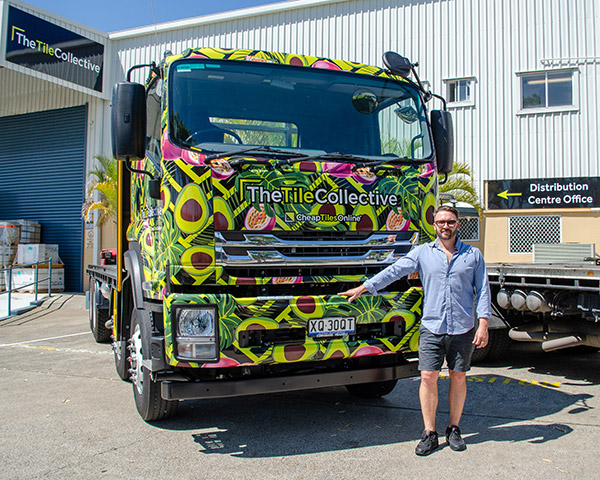 The Bosses Favourite Truck